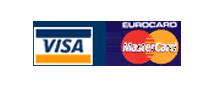 Онлайн опалата банковской картой Visa, MasterCard, American Express